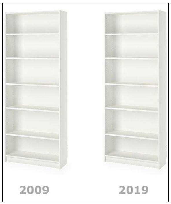 Voorbeeld IkeaFacebookpost