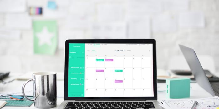 Contentkalender workshop communicatieplanning
