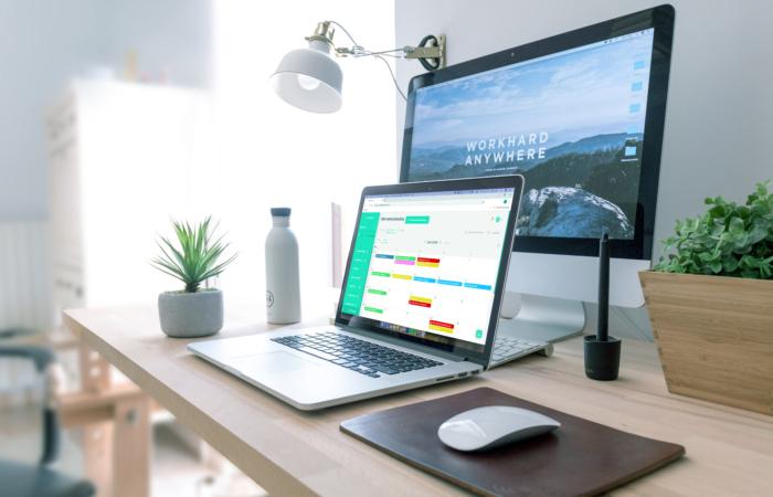 Contentkalender - Blog thuiswerken