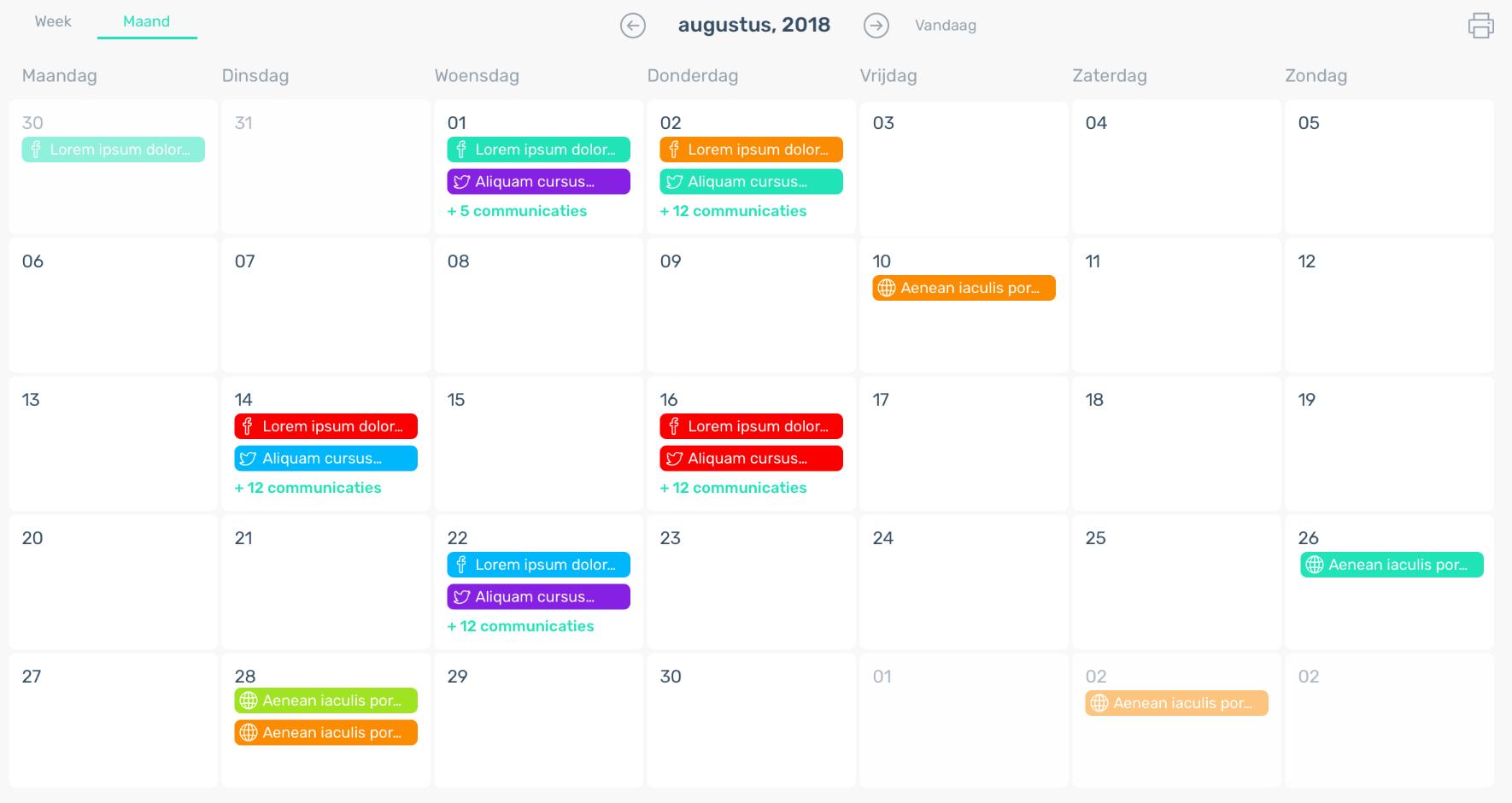 Kalenderweergave_Contentkalender
